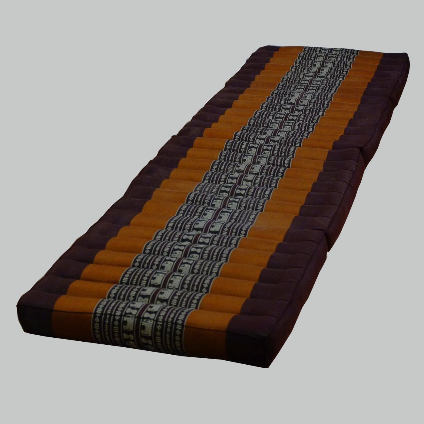 thai klappmatratze 4 auflagen 55 cm breit batavia. Black Bedroom Furniture Sets. Home Design Ideas